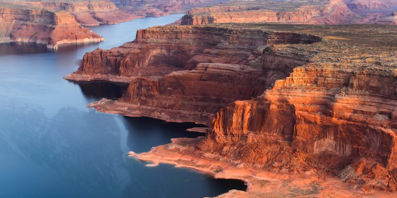 Vliegtuig Grand Canyon